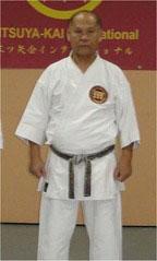 M°Seinosuke Mitsuya Karate Palermo
